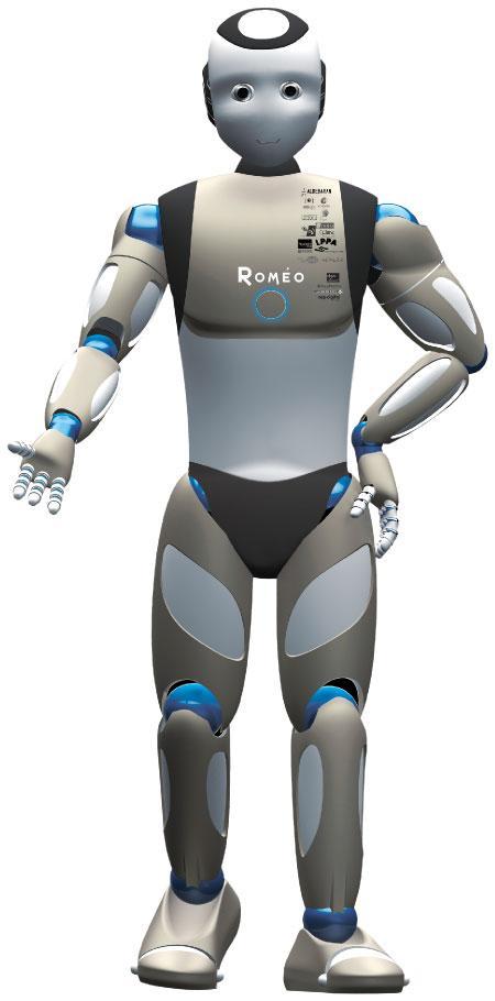 romeo_robot_gumanoid_робот_гуманоид_ромео
