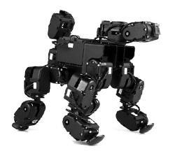 наборы для сборки робота фото
