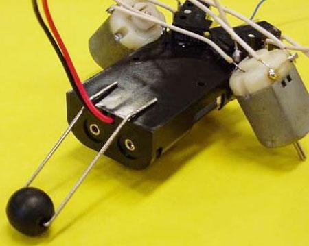 Робот таракан