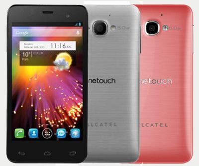 смартфон alcatel one touch star фото