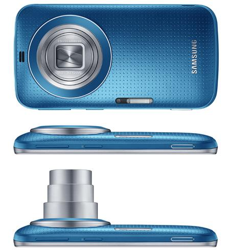 samsung galaxy k zoom фото