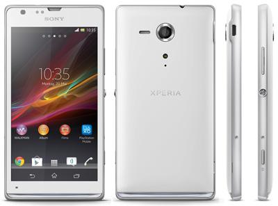смартфона sony xperia sp фото